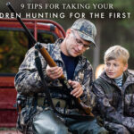 9 Tips for Taking Your Children Hunting for the First Time